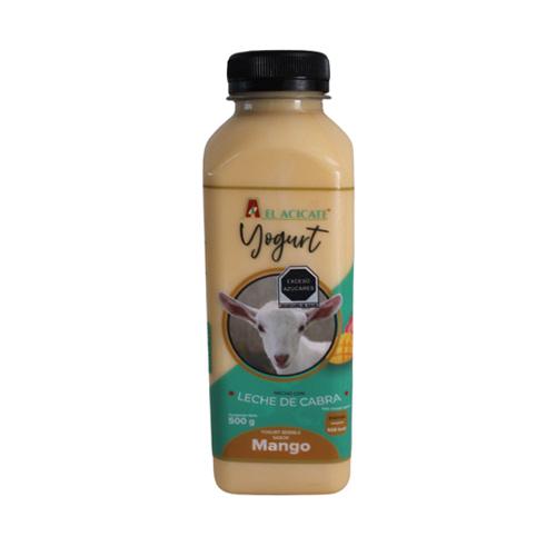 Yogurt de cabra mango